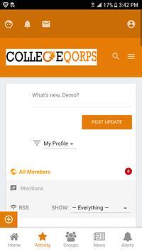 CollegeQorps screenshot 3
