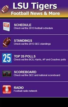 LSU Football News screenshot 3