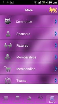 Collegians Football Club screenshot 4