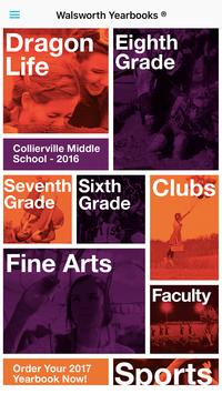 Collierville Middle School poster