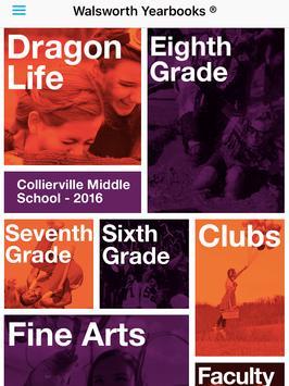 Collierville Middle School apk screenshot
