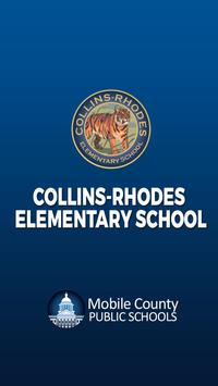 Collins Rhodes Elementary poster