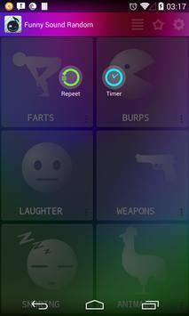 Random Funny Sounds and fun apk screenshot