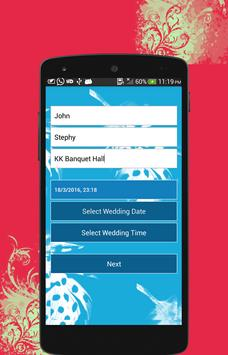 Wedding invitation maker apk download free lifestyle app for wedding invitation maker poster stopboris Choice Image