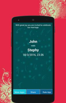 Wedding invitation maker apk download free lifestyle app for wedding invitation maker poster wedding invitation maker apk screenshot stopboris Images