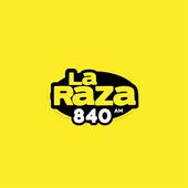 La Raza 840 AM icon