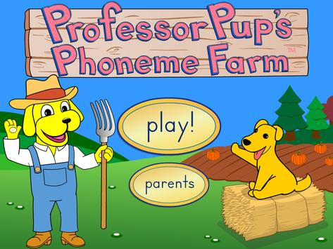 Phoneme Farm School Edition poster