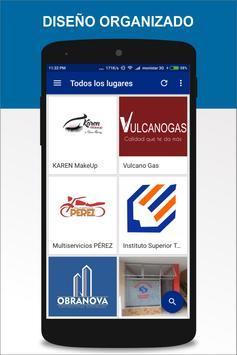 Directorio Tarapoto Full apk screenshot