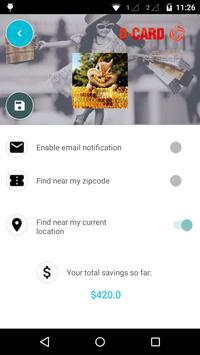 D-Card beta apk screenshot
