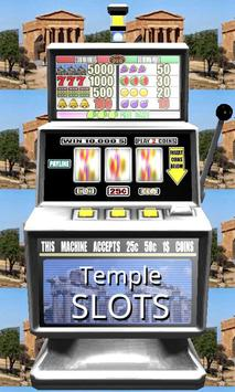 Temple Slots - FREE poster