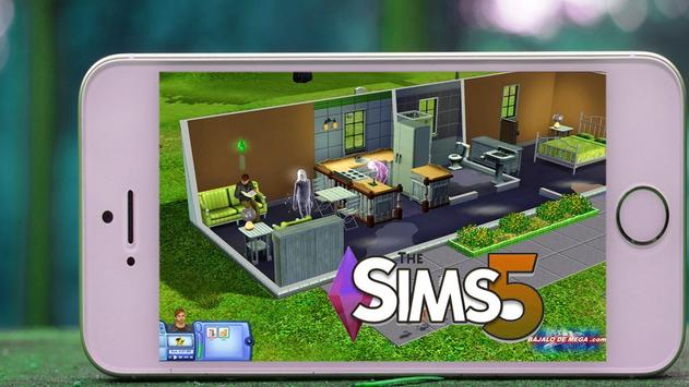 Tips the sims 5 cheat HD poster