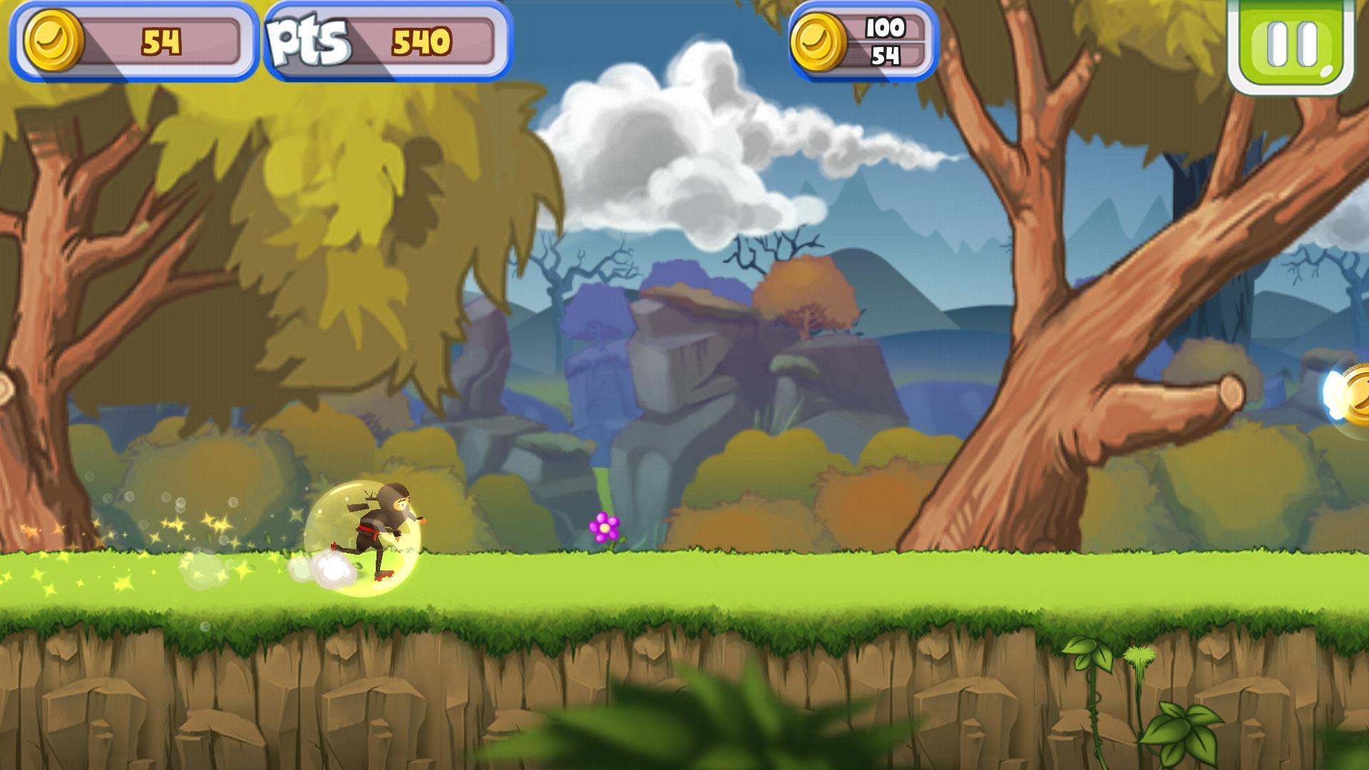 لعبة نينجا جو Fur Android Apk Herunterladen