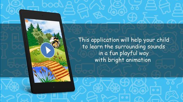 Sounds for kids FREE screenshot 6