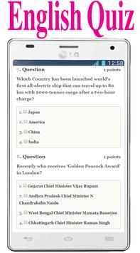 Current Affairs Quiz & GK, Motivational Stories screenshot 5