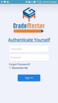 GradeMaster poster