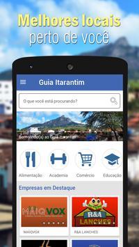 Guia Itarantim poster