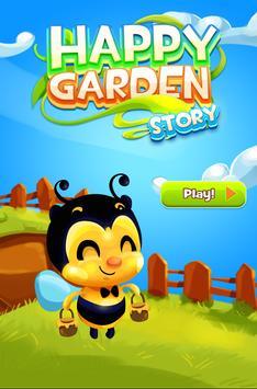 Happy Garden Story poster