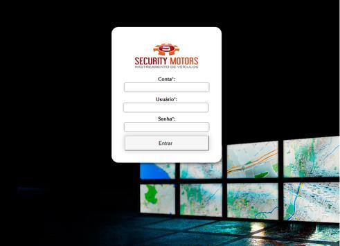 SECURITY MOBILE screenshot 2