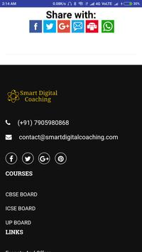 Smart Digital Coaching apk screenshot