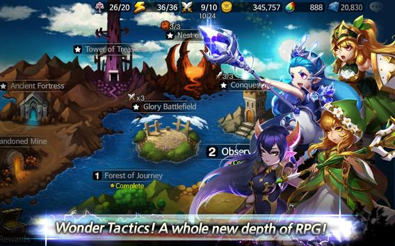 Wonder Tactics apk screenshot