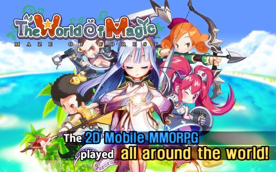 The World of Magic apk screenshot