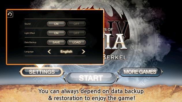 Inotia 4 apk screenshot
