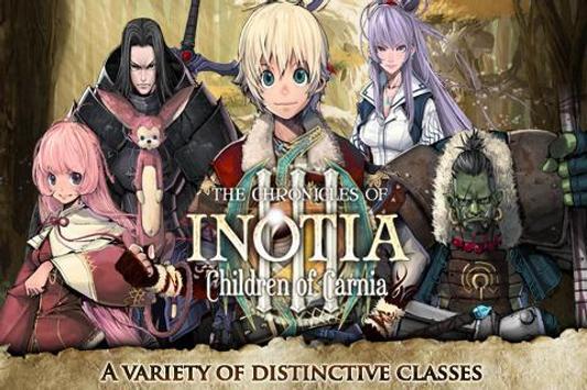 Inotia3: Children of Carnia APK Mod
