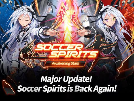 Soccer Spirits poster