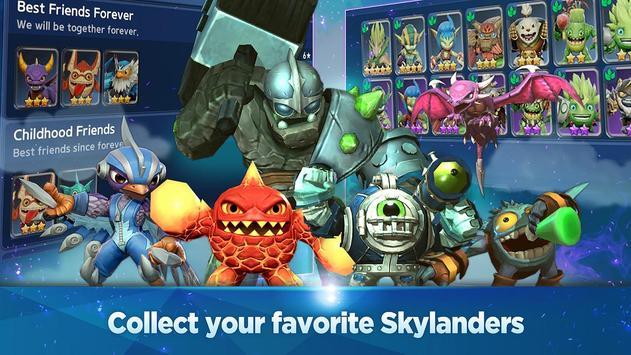 Skylanders™ Ring of Heroes स्क्रीनशॉट 1