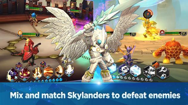 Skylanders™ Ring of Heroes स्क्रीनशॉट 2