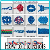 How to Tie Knots icon