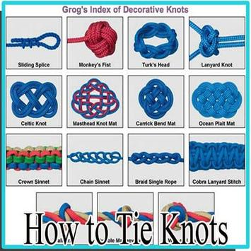 How to Tie Knots apk screenshot