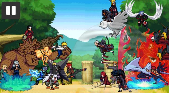 Ninja war 4 poster