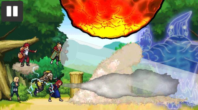 Ninja war 4 screenshot 2