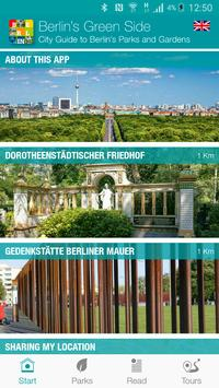 Berlin´s Green Sides poster