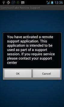 AT&T Remote Support screenshot 1