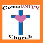 CommUNITY Church icon