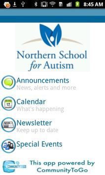 Northern School For Autism poster