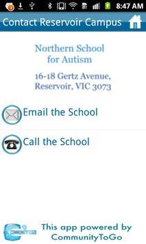Northern School For Autism apk screenshot