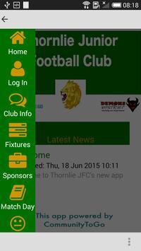 Thornlie JFC screenshot 1