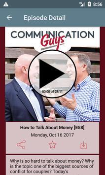 Communication Guys poster