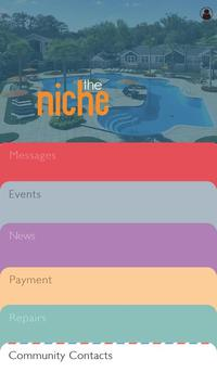 The Niche Apartments poster