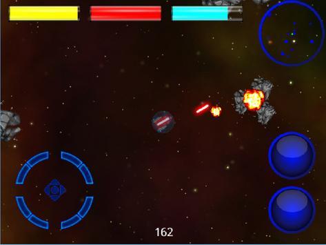 Asteroid Skirmish poster