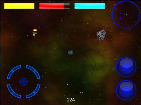 Asteroid Skirmish apk screenshot