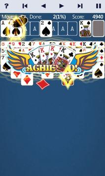 Forty Thieves Solitaire apk screenshot