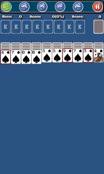 Spider Solitaire screenshot 14