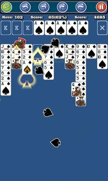 Spider Solitaire screenshot 10