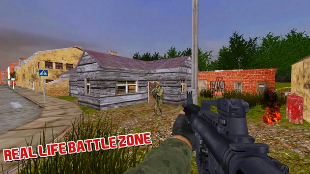 Commando Covert Strike Battle #1 FPS Shooting Game poster