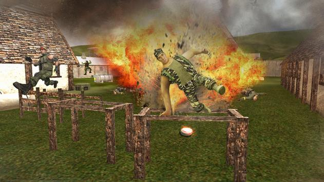 Army Survival Training Game - US Army Training screenshot 1