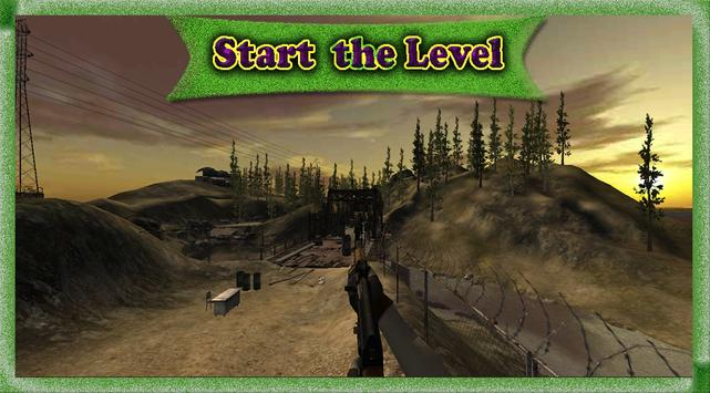 Commando War Jungle Zone Shoot screenshot 16